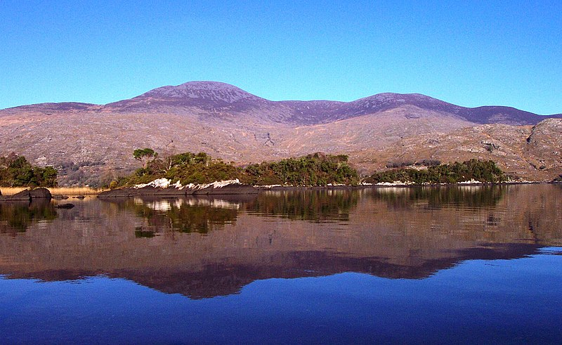 Arquivo: Purple Mountain View, Killarney.jpg