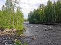Pystynkoski, River Hossa, june 2006 - panoramio.jpg
