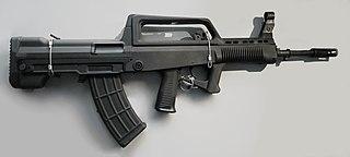 QBZ-95 Bullpup assault rifle