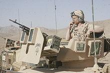 Soldato britannico dell'ISAF nella provincia di Helmand, Afghanistan