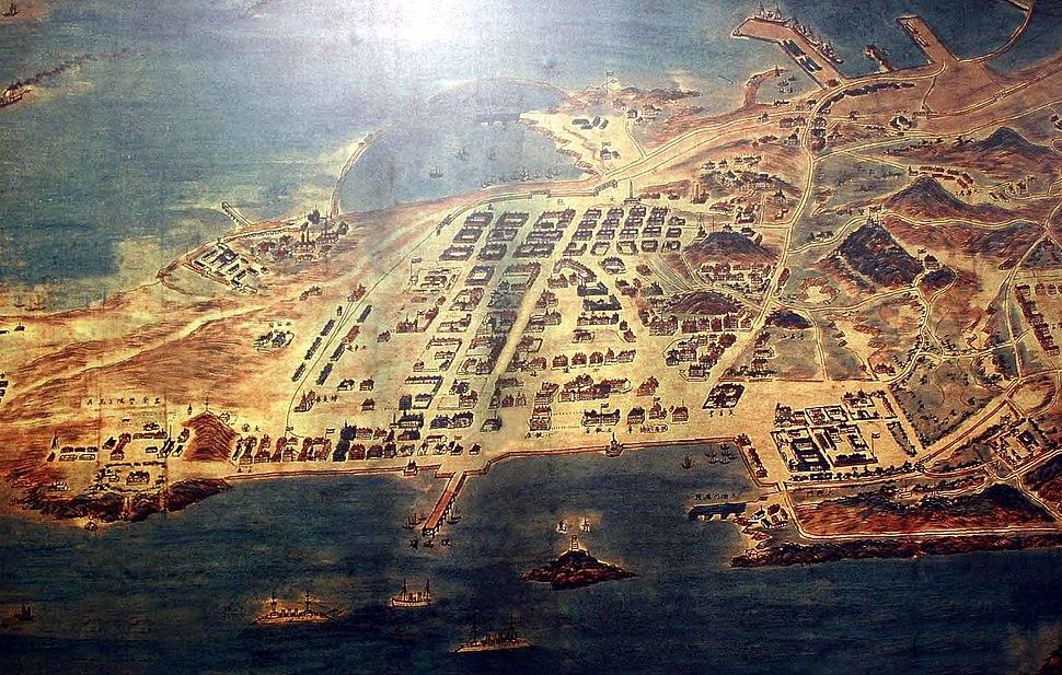 Qingdao-map-1906