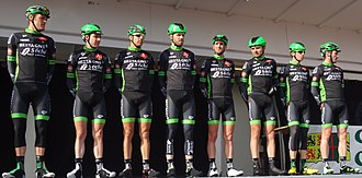 Fortuneo–Oscaro - The team in 2015