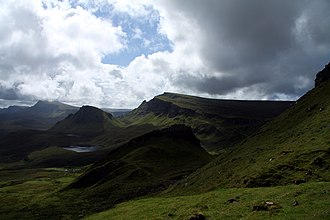 Macbeth (2015 film) - Image: Quiraing in Skye island in summer 2012 (7)
