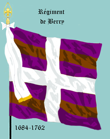 Image illustrative de l'article Régiment de Berry (1684)
