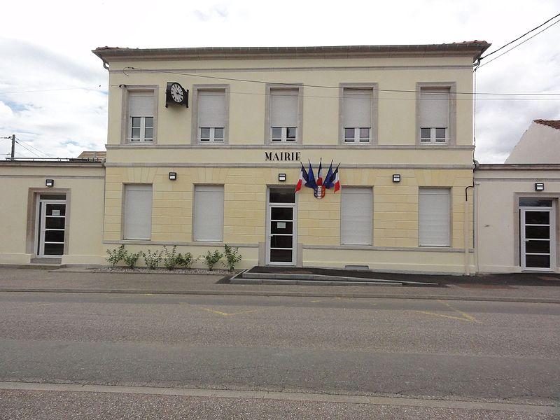 Réméréville (M-et-M) mairie