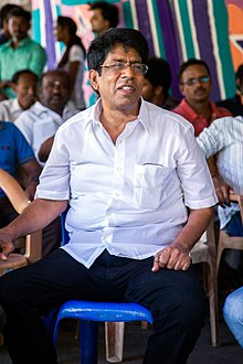 R. Sundarrajan at Ennodu Vaa En Maname Movie Launch.jpg