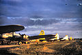 RAF Bury St Edmunds - 94th Bombardment Group - B-17s on taxiway.jpg