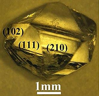 RDX - RDX crystal