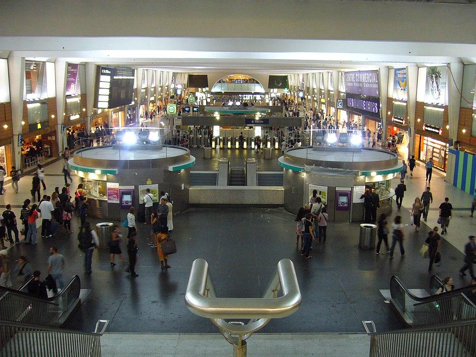 RER A - Gare de la Defense