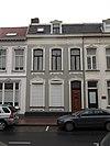 foto van Dubbele woonhuis in Eclectische stijl