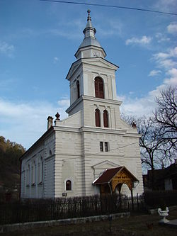 Reformed Church in Almaşu