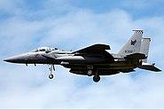 RSAF Boeing F-15SG Strike Eagle DRW Butler
