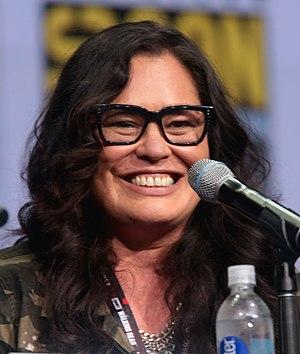 Rachel House (actress) - House at the 2017 San Diego Comic-Con