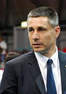 Radostin Stoychev Bulgarian volleyball player and coach