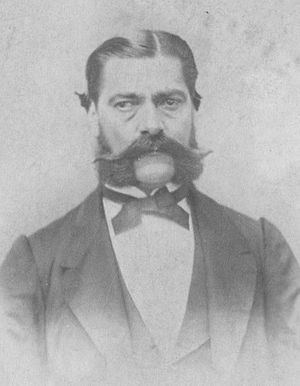 Rafael Carvajal - Rafael Carvajal, in 1865.
