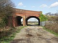 Railway Bridge north of Somerford - geograph.org.uk - 358940.jpg