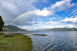 Rainbow on Rara Lake.jpg