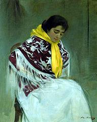 El mocador groc