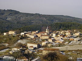 A general view of Ranchal