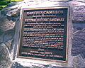 Rancho Camulos National Historic Landmark Plaque.jpg