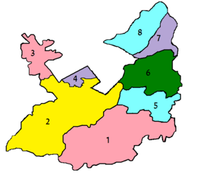 Rawalpindi District Sub Divisions