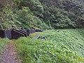 Recueil des eaux pour le barrage de Takamaka 2 - panoramio.jpg