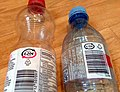 Recyclable finnish plastic bottles with deposit.jpg