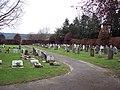Redlynch Cemetery - geograph.org.uk - 331564.jpg