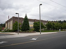 Redmond, WA - Old Redmond Schoolhouse Community Center 01.jpg