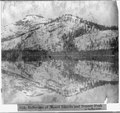 Reflection of Mount Lincoln and Donner Peak in Donner Lake LCCN2002723482.tif