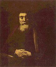 Rembrandtův portrét Jana Amose Komenského
