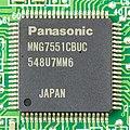 Renault 8200607915 - CD player - controller - Panasonic MN6627551CBUC-1194.jpg