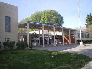 Reseda, Los Angeles - Reseda High School.