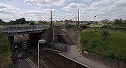 Retford railway station MMB 11.jpg
