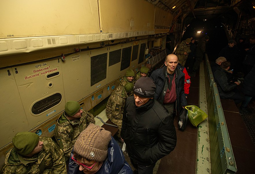 Return of liberated citizens to the territory controlled by Ukraine (2019-12-29) 076.jpg