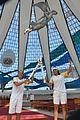 Revezamento da tocha olímpica na Catedral Metropolitana (26768622926).jpg