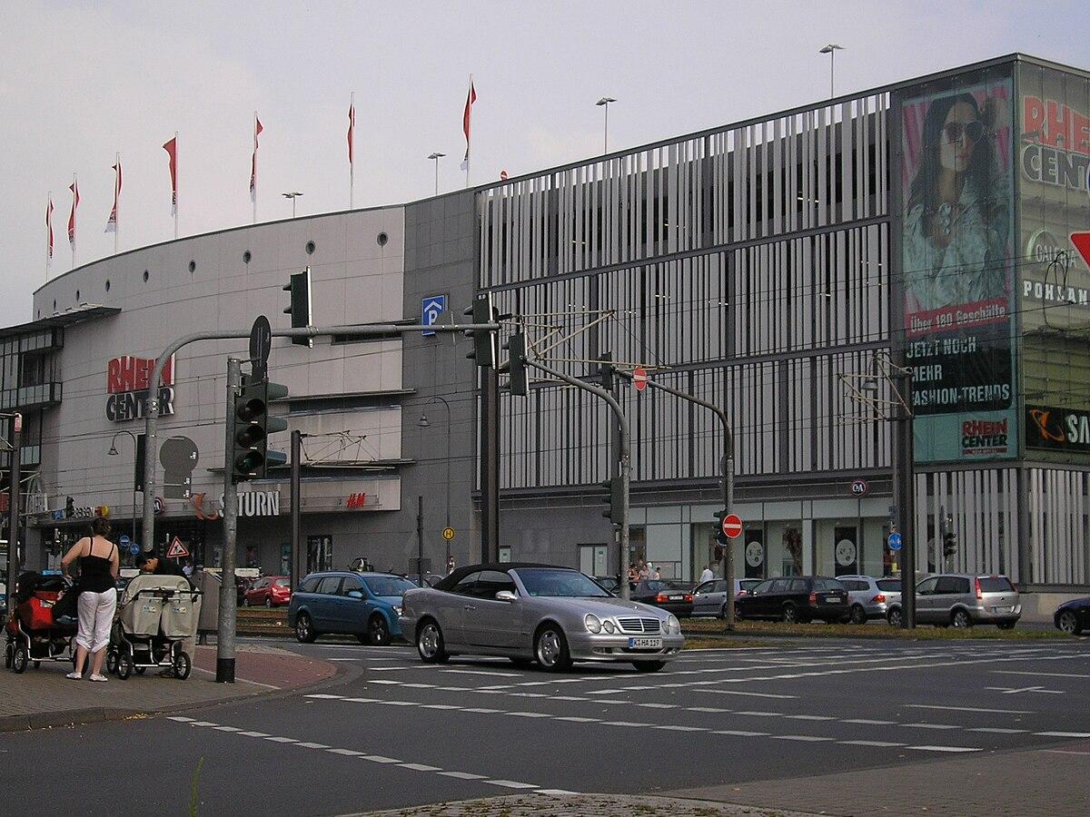 Post Köln Weiden