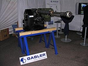 莱茵金属RMK30无后座力转膛机炮