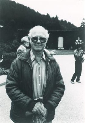 Richard Friederich Arens - Richard Arens (photo from MFO)