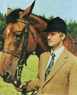 Richard Meade Welsh equestrian