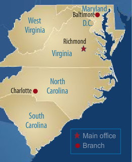 Federal Reserve Bank of Richmond Baltimore Branch United States national historic site