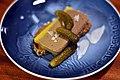 Ristet brød med andeleverpostej og cornichoner (8179441968).jpg