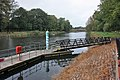 River Taff - Landing stage for the Aqua Bus - geograph.org.uk - 1521379.jpg