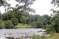 River Tyne upstream from Chesters - geograph.org.uk - 1399746.jpg