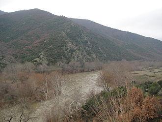 Vardar - Image: River Vardar (2)