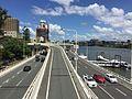 Riverside Expressway, Brisbane in Feb 2015 01.JPG