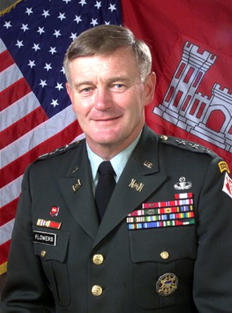 20th Engineer Brigade (United States) - Robert B. Flowers, a former commander of the 20th Engineer Brigade, who later served as the Chief of Engineers.