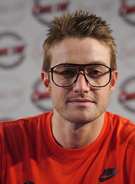 Robert Buckley, juli 2012