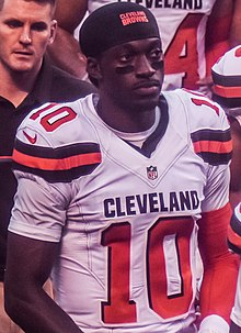 huge selection of 238f5 e303d Robert Griffin III - Wikipedia