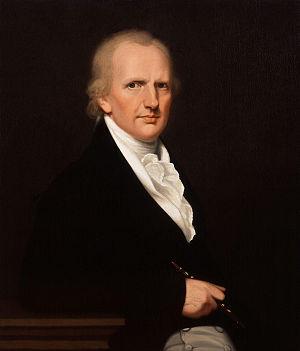 Robert Home - Self portrait, 1810s